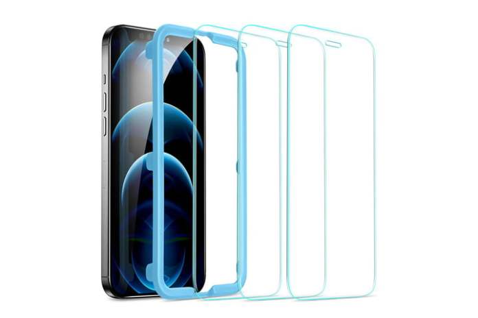 ESR Tempered-Glass Screen Protector for iPhone 12 Pro Max