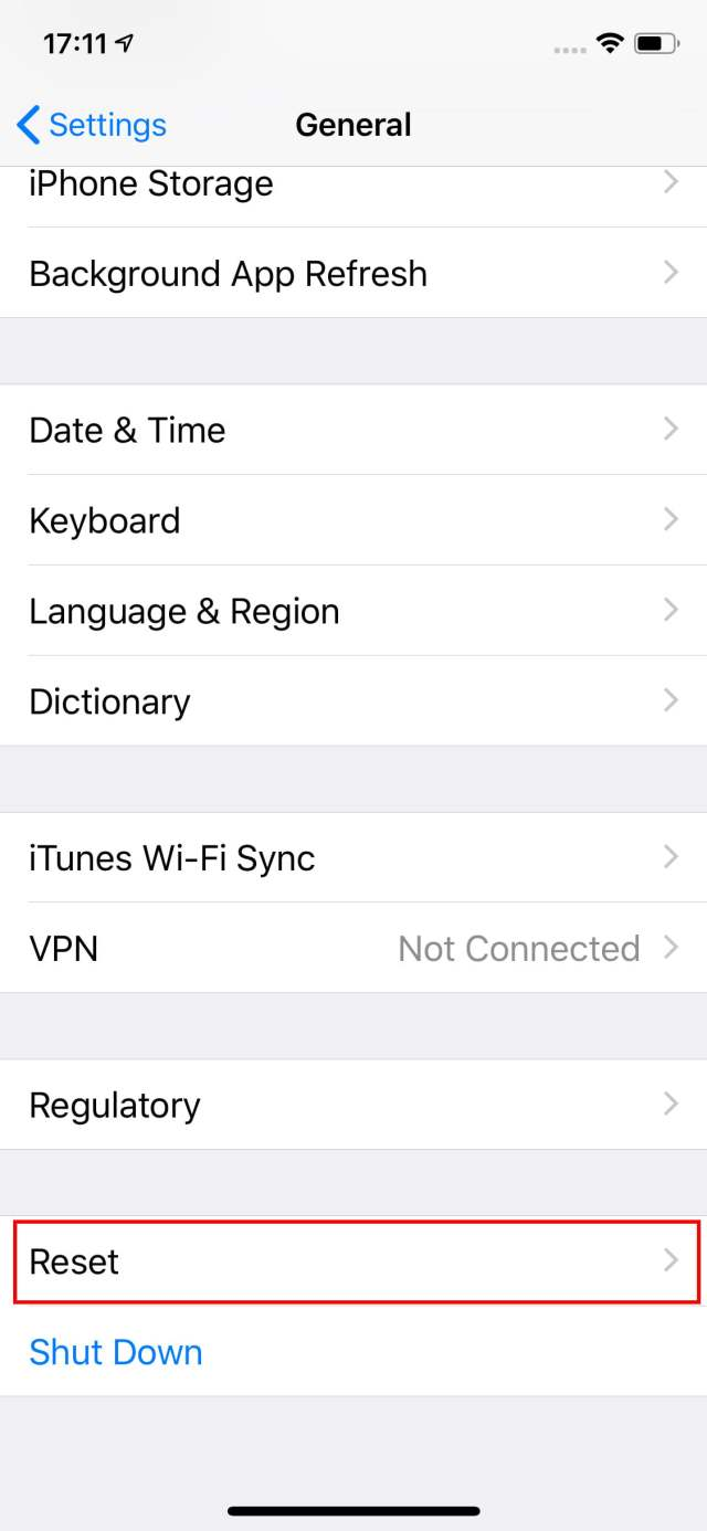 How to Factory Reset an iPhone  Digital Trends