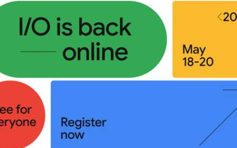 Google I/O 2021: How to watch the Day 1 keynote