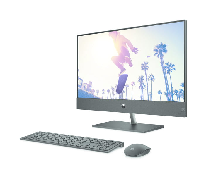 HP launches new Pavilion AiO