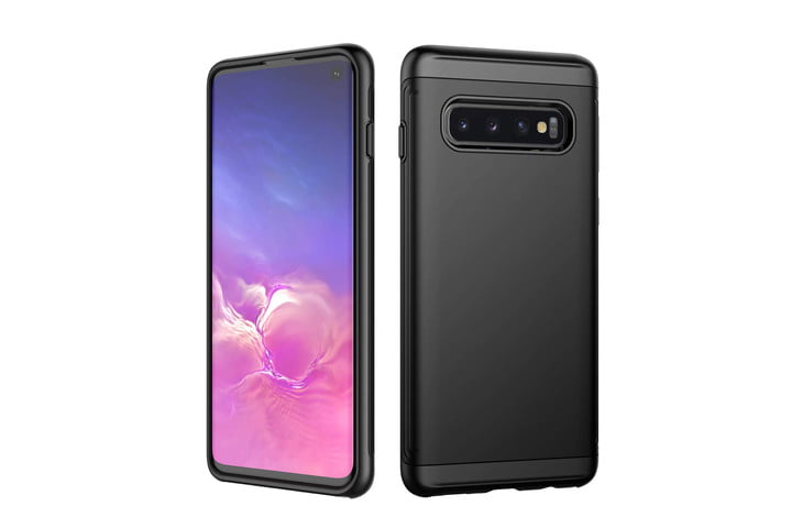 JETech Dual Layer Protective Cover for Samsung Galaxy S10