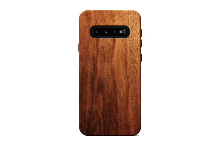 Kerf Wood Case for Galaxy S10