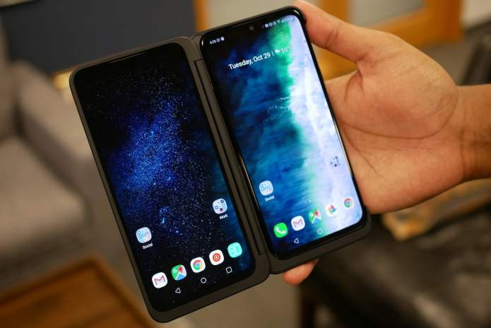 Lg G8x Thinq Dual Screen Review Special Case Not So Special Phone Digital Trends