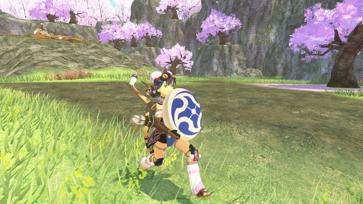 The player carrying a Palamute egg.