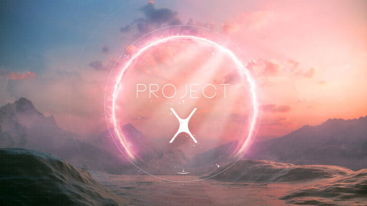 The Project X logo.