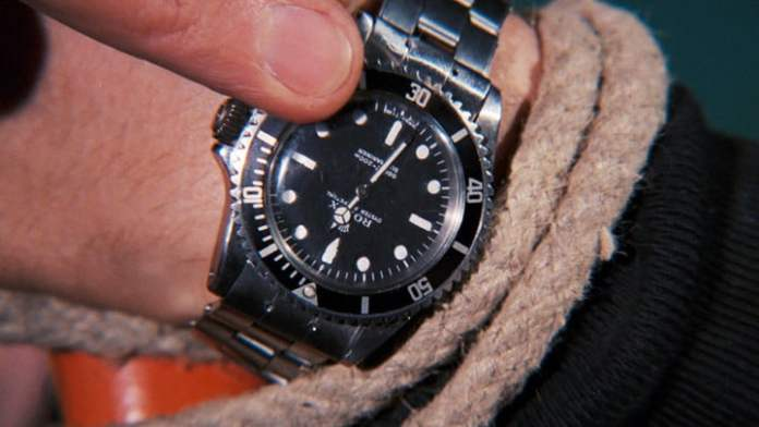 James Bond's Rolex Submarine from Live and Let Die.