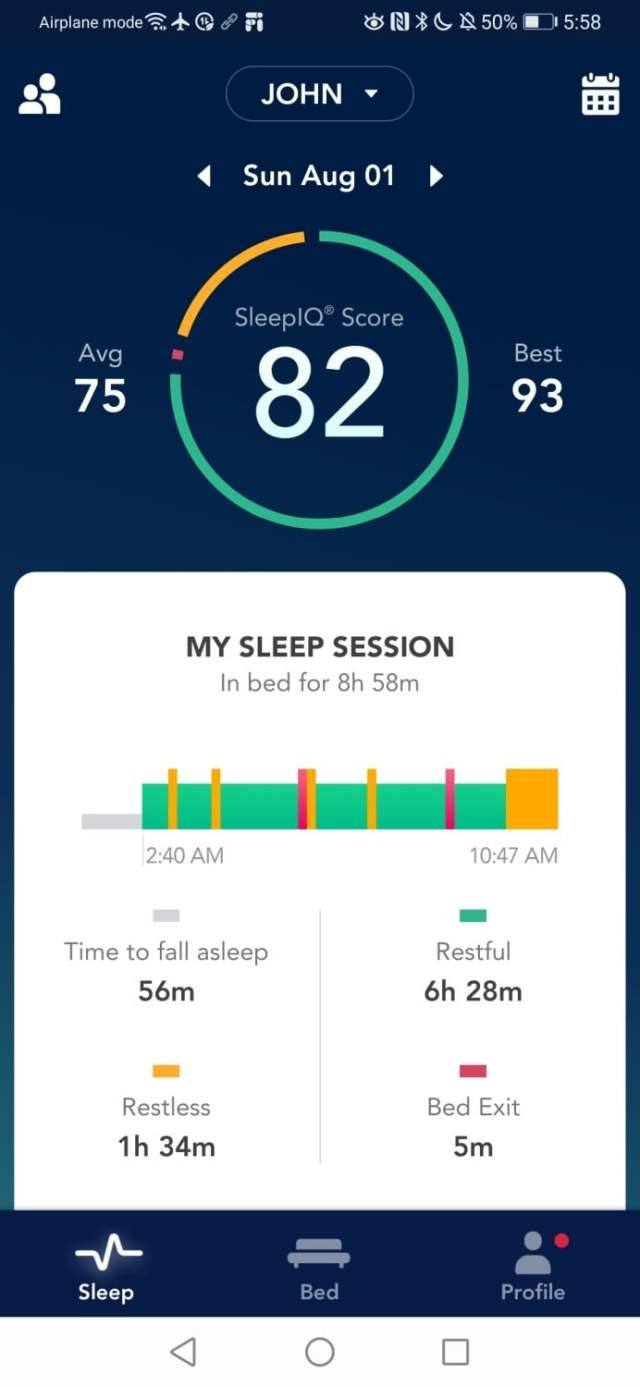 sleep number bed value over phones opinion smart 4 of 5