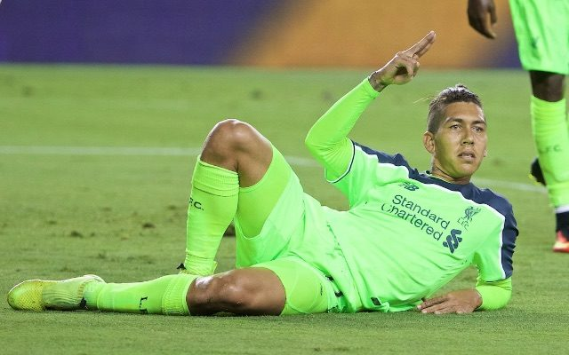 Image result for roberto firmino celebration