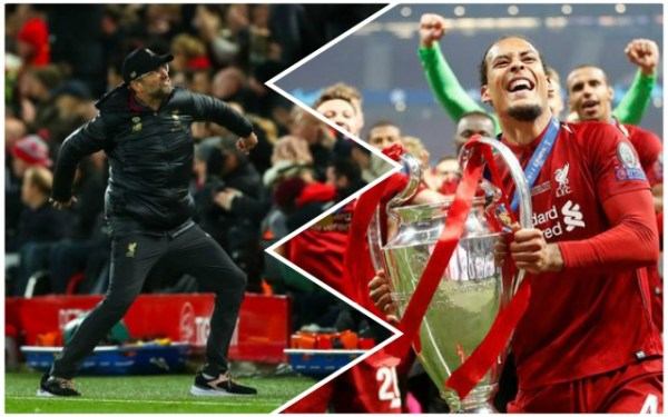 Reds men dominate nominees for FIFA Best Awards - with the winners to be announced soon