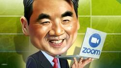 Zoom kurucusu Eric Yuan, 6 milyar dolarlık hissesini hediye etti