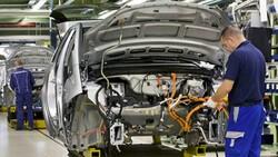 Otomotiv yan sanayi ihracatı ilk çeyrekte 3 milyon dolara yaklaştı