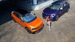 Elektrikli otomobil Volkswagen ID.6 tanıtıldı