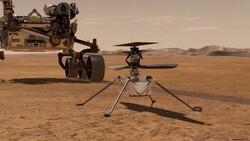NASA'nın Mars helikopteri Ingenuity havalandı