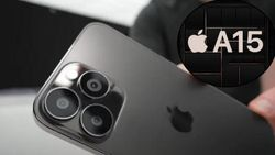 iPhone 13 modellerine güç verecek A15 Bionic işlemcisi seri üretime girdi