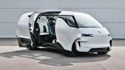 Porsche'den uzay kapsülü gibi görünen yaşam alanı konsepti