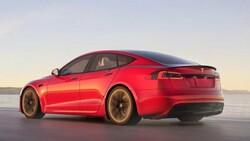 Tesla Model S Plaid, Porsche'nin hız rekorunu kırdı