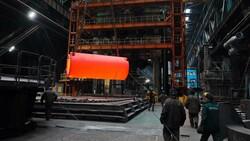 Akkuyu NGS'nin reaktör tabanının ham parçası yapıldı