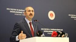 Bakan Gül: E-duruşma mahkeme sayısı 915'e ulaştı