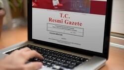 Bakanlıklara yapılan atama kararları Resmi Gazete'de