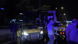 İstanbul'da zincirleme kaza: 4 yaralı