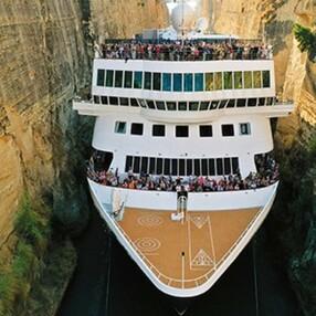 Dünya ticaretini yönlendiren Süveyş Kanalı ve diğer kanalların tarihi