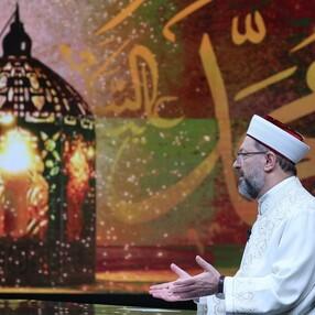 Ali Erbaş: Teravih namazı için yeni karar alabiliriz