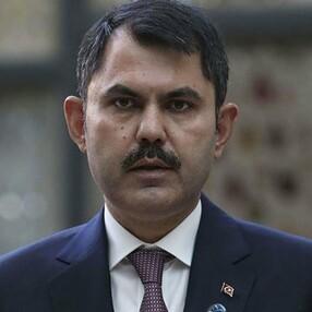 Murat Kurum: Kanal İstanbul'u yapacağız