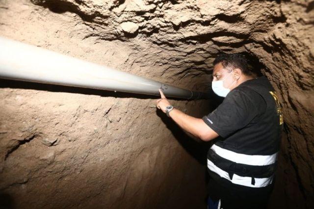 387bc2ea ca5d 4bf9 b262 2f14e9d5d2dd - Peru'da evden cezaevine 200 metrelik tünel kazdılar