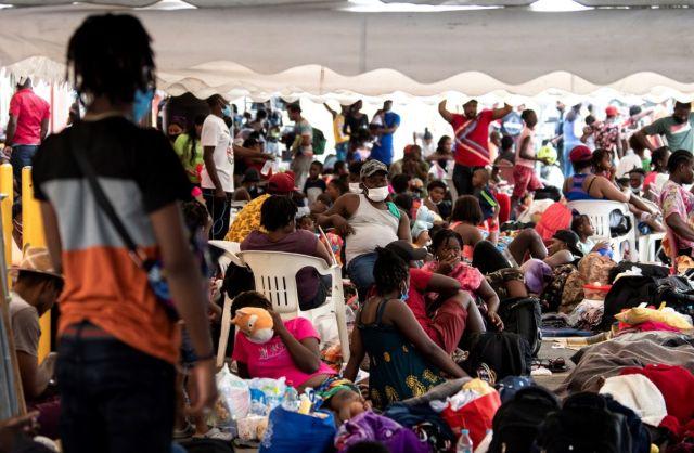 Meksika'dan Haitili göçmenlere sığınma hakkı #2