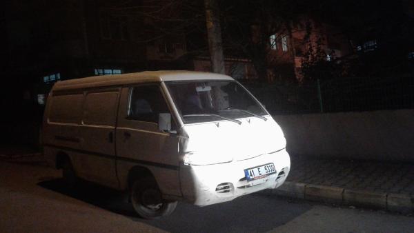 14 yaşındaki çocuk bir gecede 4 minibüs çaldı