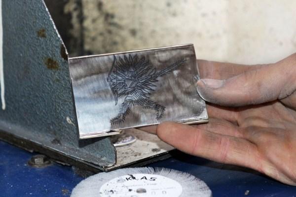 Van'ın 2 bin 800 yıllık savatlı gümüşü tescil aldı