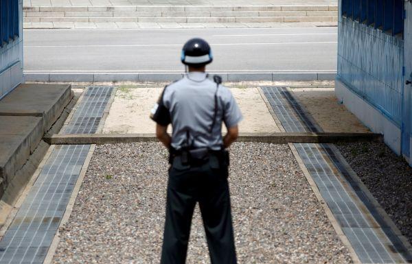 Kuzey Kore'den ılımlı sınır adımı