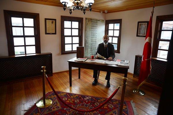 Bayramiçli Mehmet Akif'in hayatı belgesel oluyor