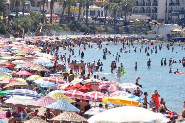 Türkiye'ye gelen turist sayısı