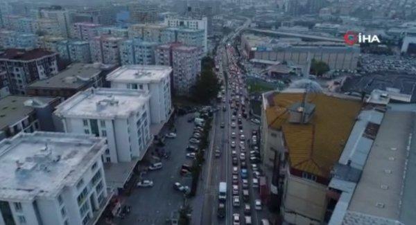 Şehir içinde yer alan AVM'lerin trafiğe etkisi