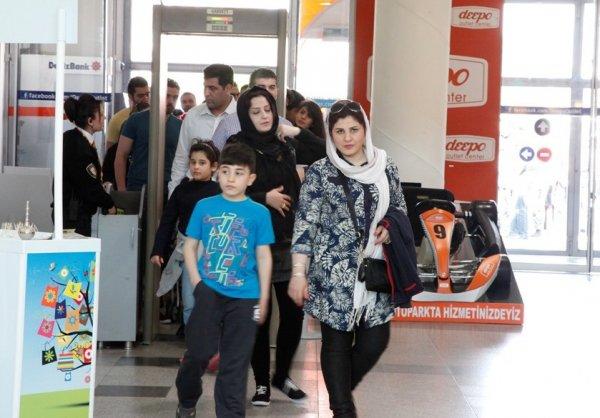 Alman turistler Türkiye'ye akın etti