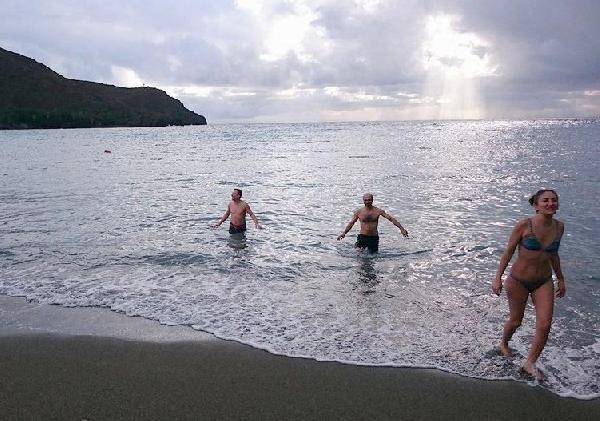 Datça'da deniz keyfi