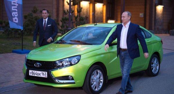 Rus otomotiv devi Lada Avrupa'da satışların öncüsü