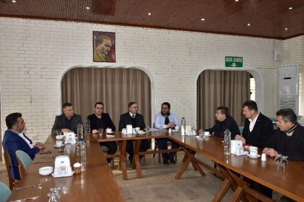 Bursa'da siyasi partiler Zeytin Dalı için birleşti