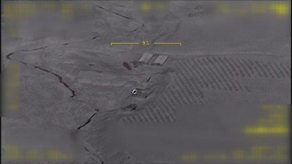Turkish F-16s destroy YPG armoury