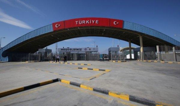 Hatay'a Zeytin Dalı Sınır Kapısı açıldı