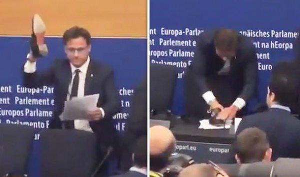 EU rejected the Italian budget