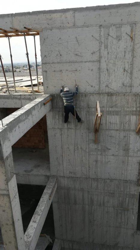 Osmaniye'de iş güvenliği
