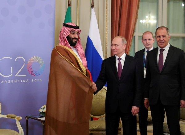 Suudi Arabistan'dan Rusya'da 2 milyar dolarlık yatırım