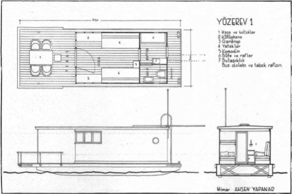 Bilmediğiniz İstanbul: Kadıköy'ün yüzen evleri
