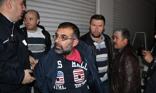 Adana'da hırsızlar suçüstü yakalandı