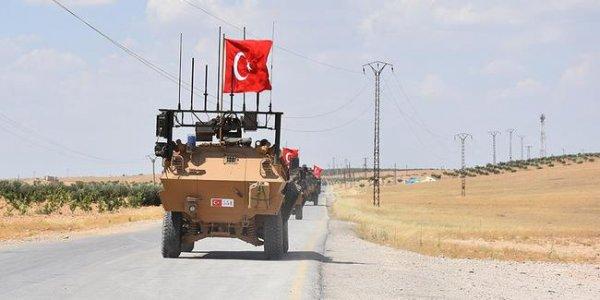 Türk ve Amerikan askeri devriye için hazır
