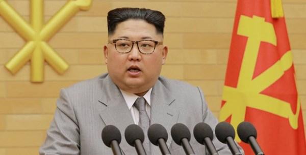 Trump'tan Kim'e nükleer silah butonu mesajı