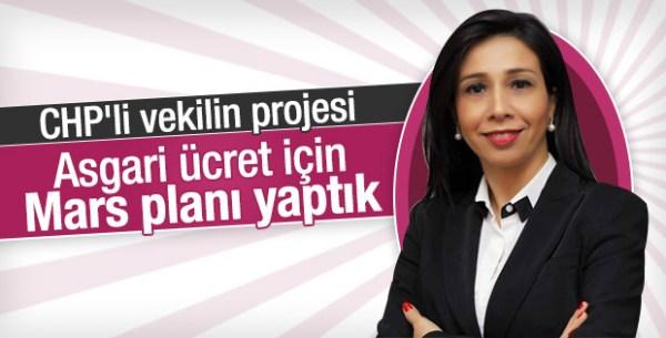 CHP'li Gülay Yedekçi'nin Meclis'te bütçe şovu