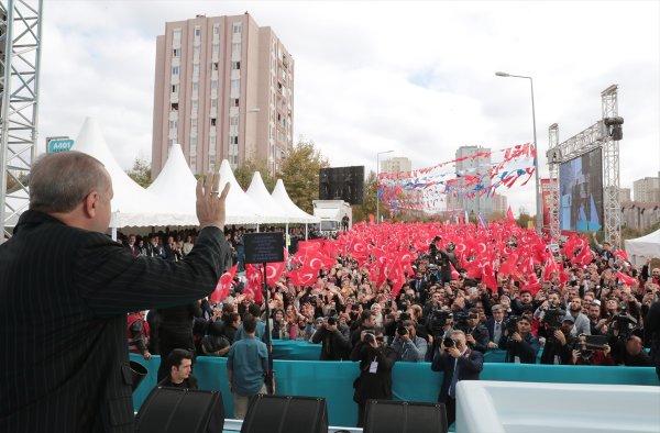 Başkan Erdoğan: Devrim niteliğinde adımlar attık